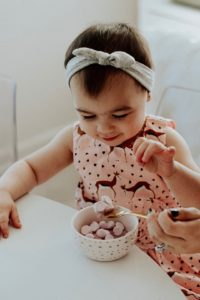 The GO-TO Healthy Snack List for Toddlers. Gerber, best toddler snacks, Oh Lola Blog.